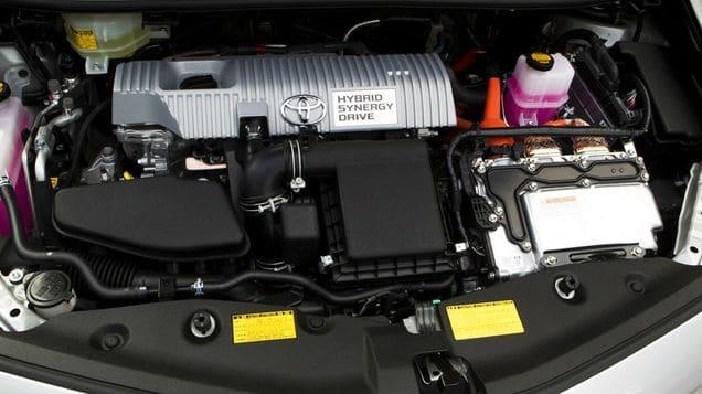 16 SSD Toyota Prius Vengine System