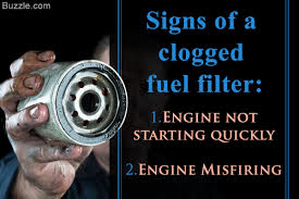 signs you need to change your bad fuel filter your amazing car rh youramazingcar com