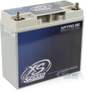XS Power XP750 Deep Cycle Battery