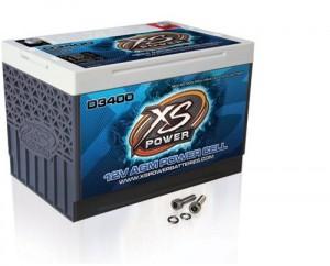 XS Power D3400 XS Series For Car Audio Sytems