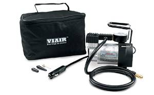 Viair portable air compresor with carry bag