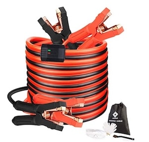 Good materials red and black good Jumper cables booster model style 2020