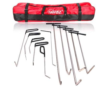 WHDZ Dent Repair Rods 11Pcs Kit