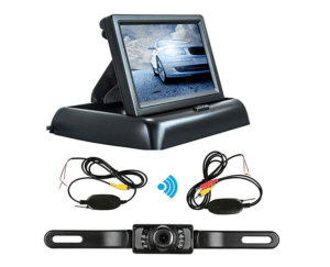 Good compact reverse camera system