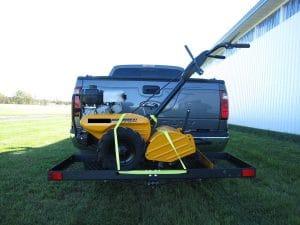 hitch mounted
