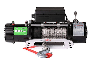 Best Off-Road Vehicle Electric Winch