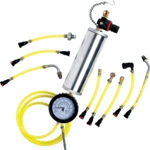 Most complete fuel injection cleaning kit for the money