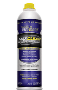 Maxclean Fuel system additive