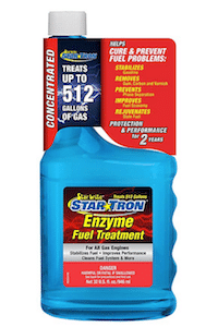 Stabilize fuel and cleans fuel injectors