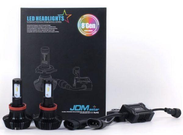 JDM ASTAR T1 All-in-One Xenon LED Headlights