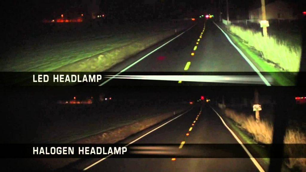 LED Headlights comparation