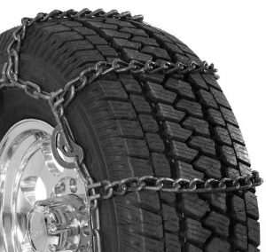 Lots of security features with these cable stratps snow chains