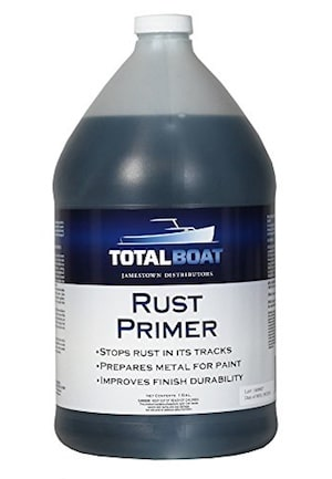 Effective professional grade rust repair