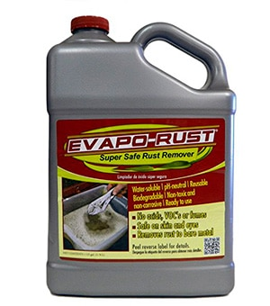 EvapoRust Rust Converter product with no acid