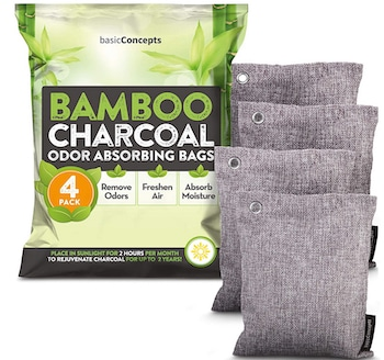 Activated bamboo charcoal purifying bag