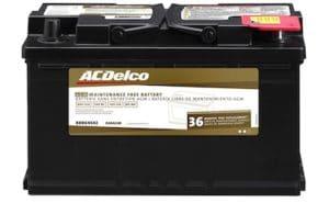 ACDelco 94RAGM glass mat AGM Automotive Battery