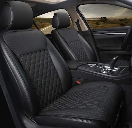 Black Panther Car Seat Covers