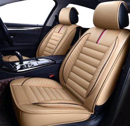 The Oasis authentic leather car seat covers