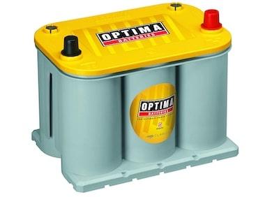 Optima Batteries 8040-218 D35 YellowTop Dual Purpose Battery
