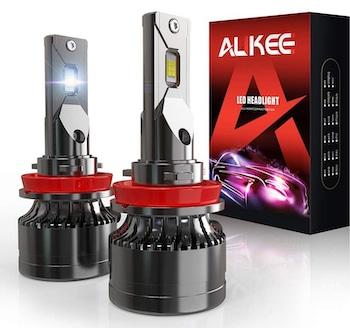 Aukee HID headlight kit conversion