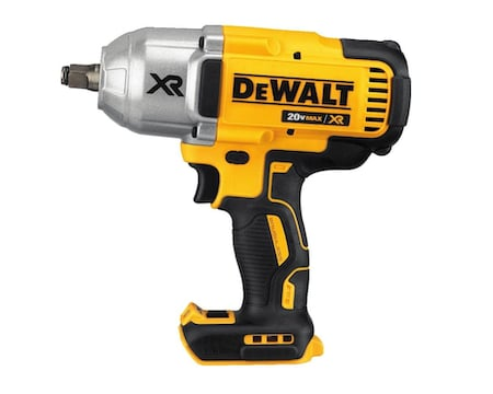 Dewalt DCf899HB cordless wrench with lithium ion battery