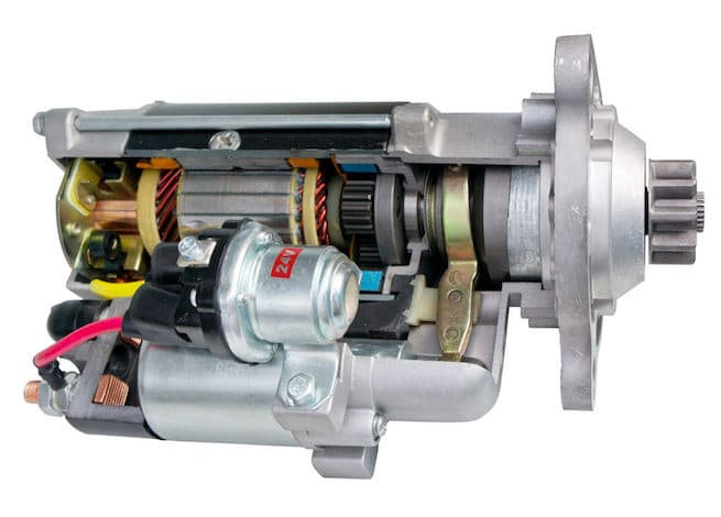Symptoms of a bad starter engine failing signs of problem with the system and ignition main view