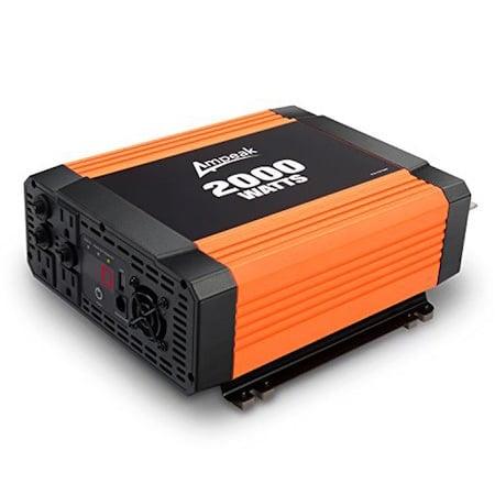 Ampeak 2000w Good Power Inverter For Cars