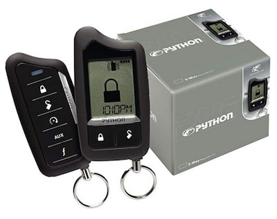 Python 5706P Responder LC3 SST 2way Security Starter System