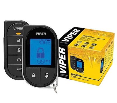 Viper 5706V two-way transmitter Car Security with Remote Car Starter Remote