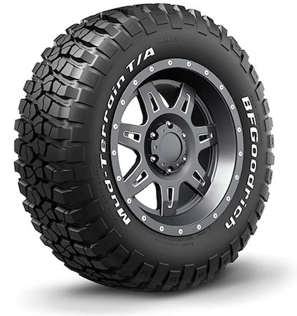 BFGoodRich best mud terrain tires