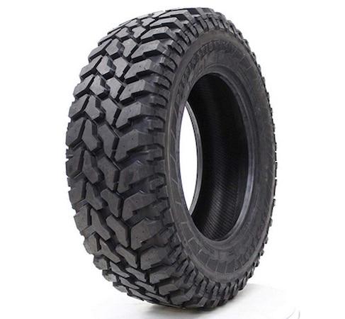 Firestone tires come with treadwear warranty