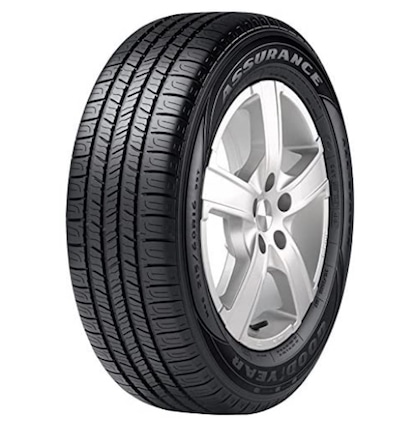 Goodyear tires with great grip