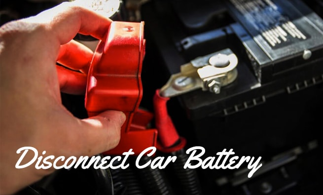 How to Disconnect a Car Battery Safely | Battery Tips