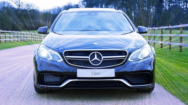 How to get rid of a Nice Mercedes lease