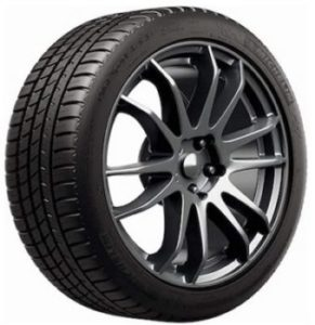 Michellin wet weather performance tires