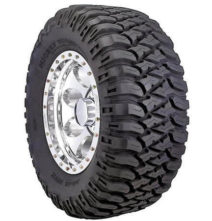 Mickey Thompson is highly recommended