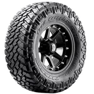 Nitto Trail mud tires