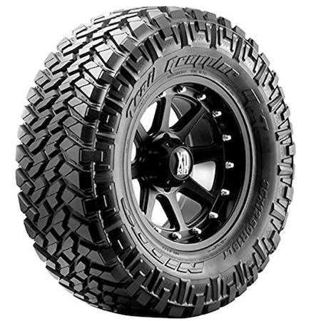 Nitto Trail mud tires