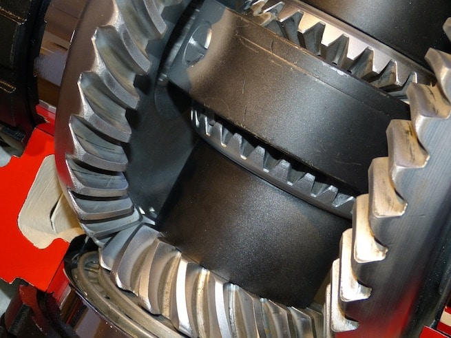 Inside of a overdrive transmission gear and how does the overdrive work