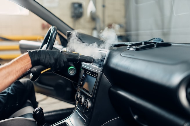 Best Car Steam Cleaners
