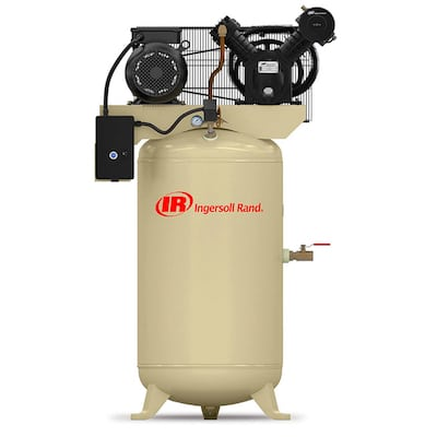 Ingersoll Rand 80 Gallon Two-Stage Air Compressor