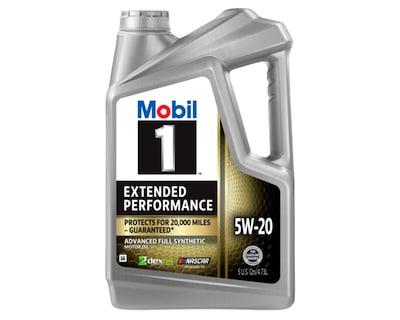 Mobil 1 Extended Performance 5W-20 Motor Oil