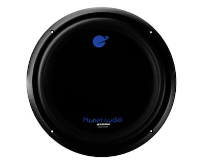 Planet Audio 15 inch subwoofer for cars