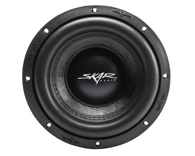 Skar Audio SVR-8 D4 8 Inch Subwoofer