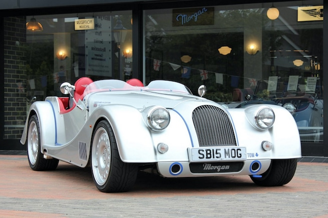 Morgan Plus 8 Classic Car Renewed