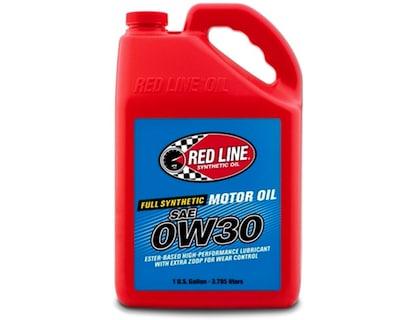 Red Line 11115 Motor Oil Viscosity 0w-30