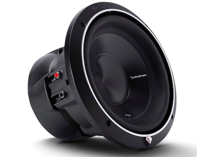 Rockford Fosgate P3D4-10 Punch P3 10 Inch Subwoofer