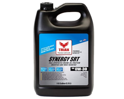 Triax Synergy SRT 0W-30 Full Synthetic