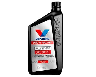 Valvoline 0W-30 Pro-V Racing Oil