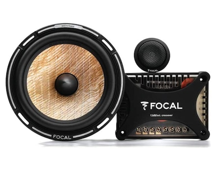 Focal PS165FX Flax 6.5 Inch component speakers for car